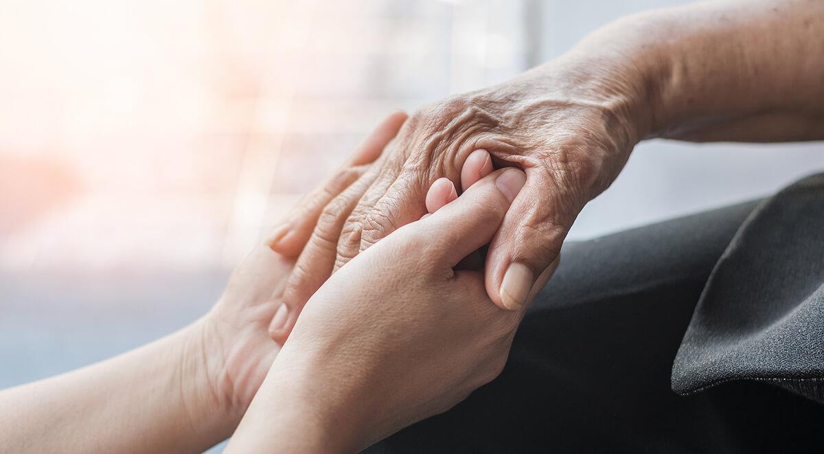 alzheimers hands